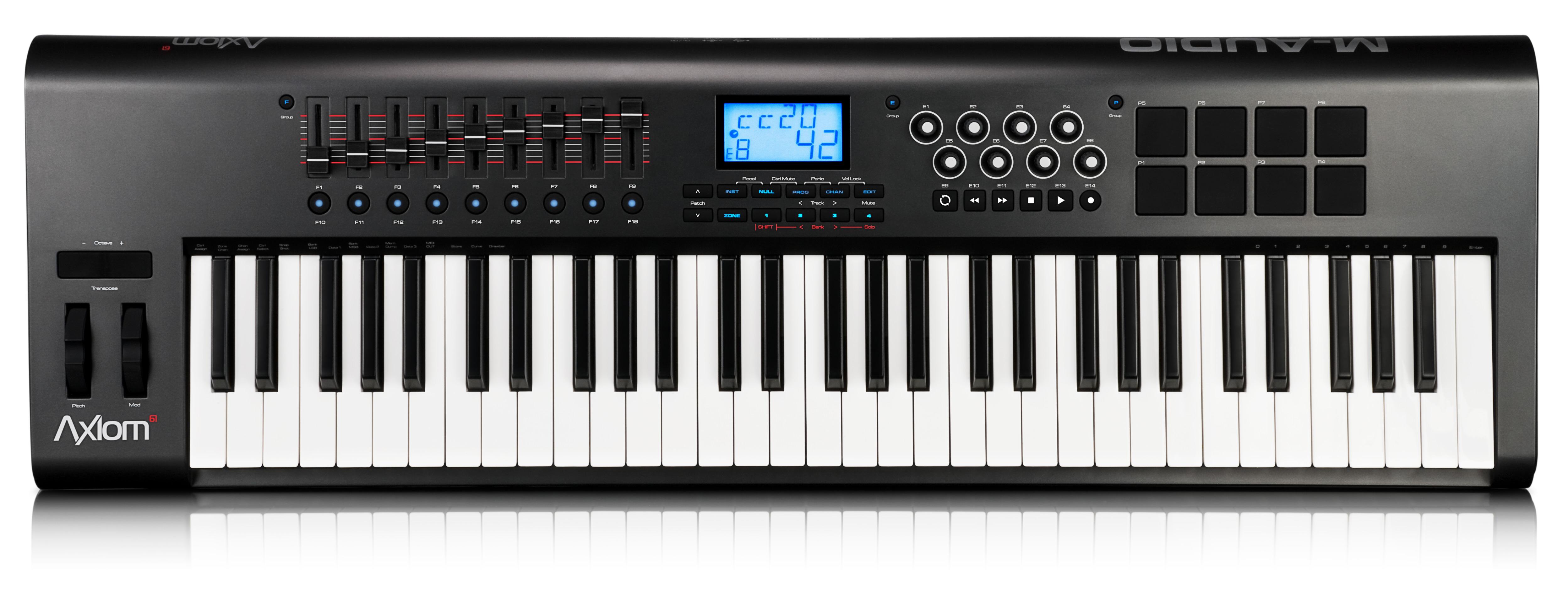 Axiom Keyboard M-Audio